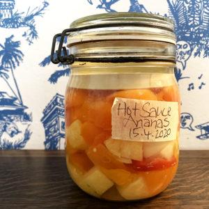 Hot Sauce Ananas
